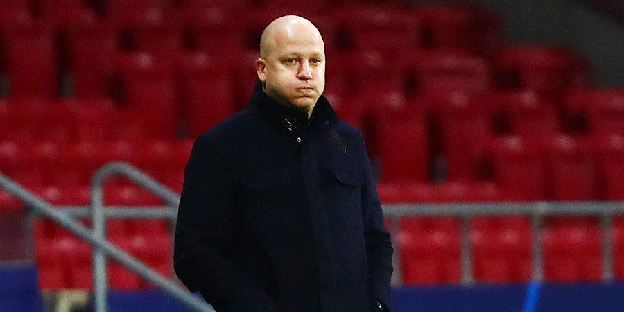 Андрей Червиченко — о разгромном поражении «Локомотива»: «Похоже на то, как «плавят» тренера»
