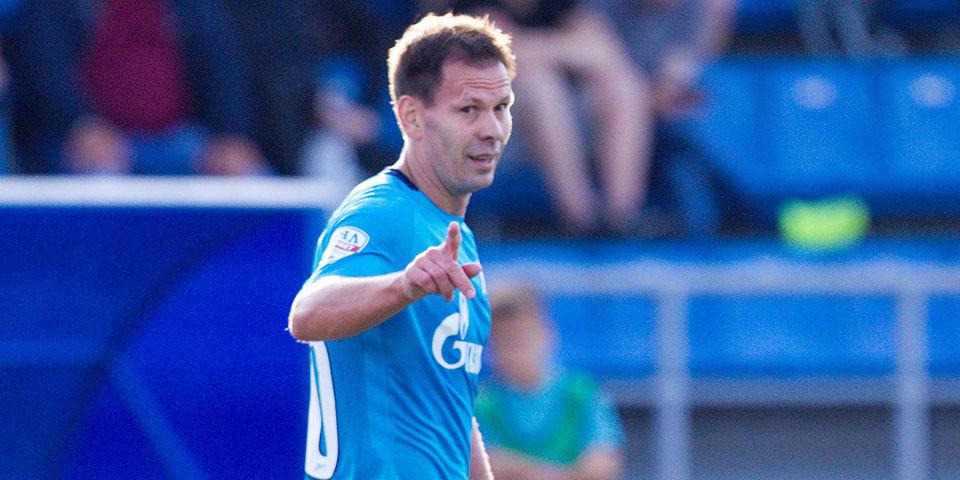 Новый босс Академии: Зырянов завершил игровую карьеру ивозглавил «Зенит-2», Давыдов