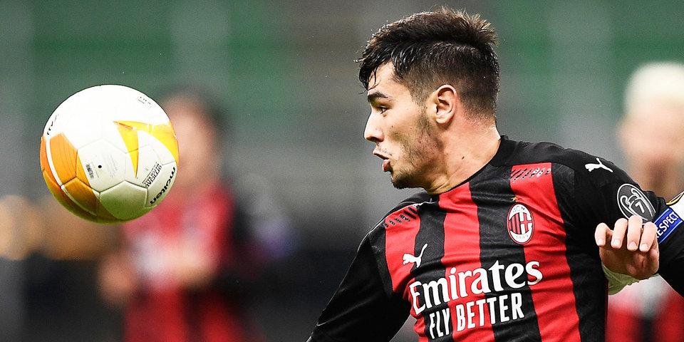 «Милан» ушел от поражения в матче с «Дженоа» и сохранил лидерство в Серии А