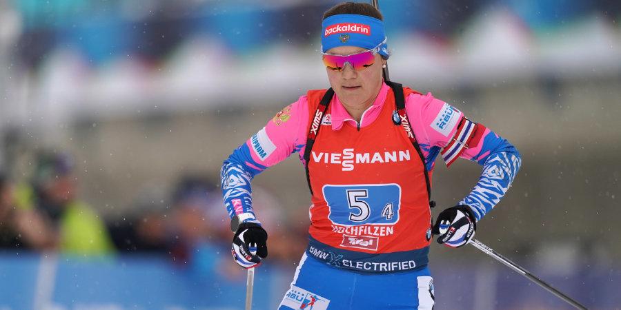 Юрлова определится с участием в Олимпиаде-2022 в течение ближайших недель