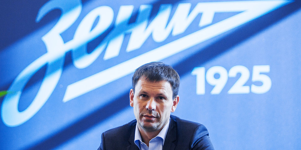 Константин Зырянов: «Очень хочу, чтобы Семак, как и Садырин, привел «Зенит» к чемпионству»