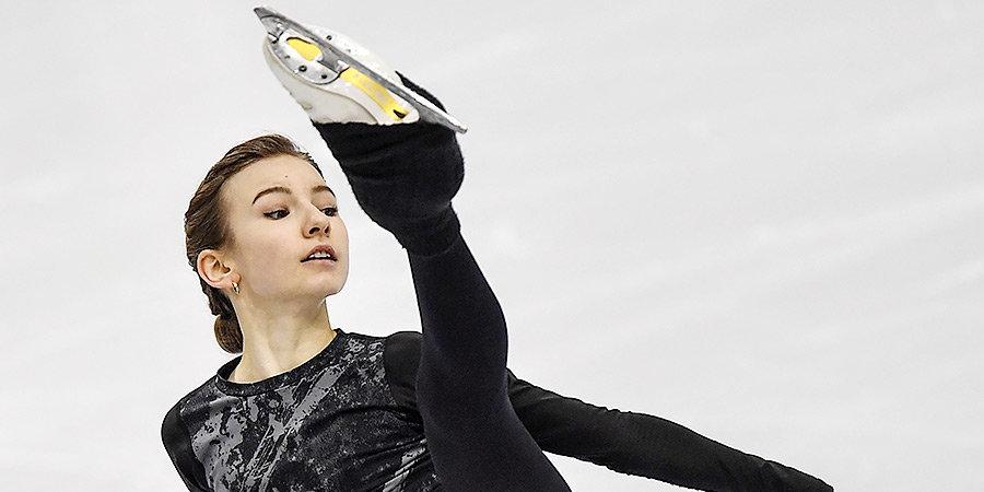 Дарья Усачева: «Планирую учить тройной аксель и стараться его прыгать»