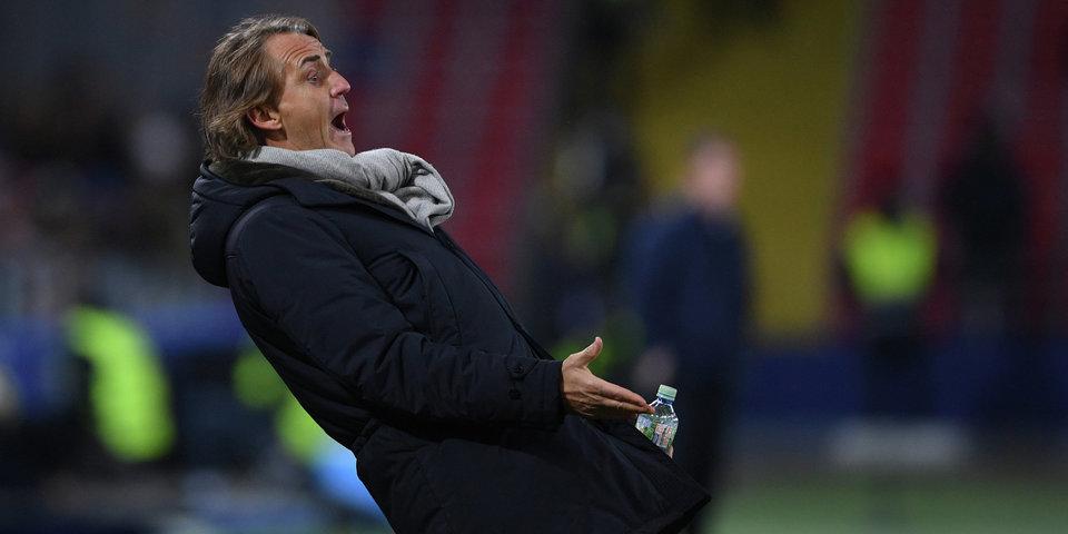 ВИталии проинформировали ожелании Манчини возглавить «Милан»