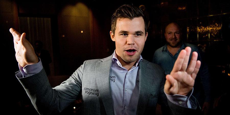 Карлсен досрочно выиграл шахматный супертурнир в Ставангере