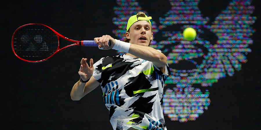 Денис Шаповалов: «Рублев в отличной форме. Он заслужил эту победу»