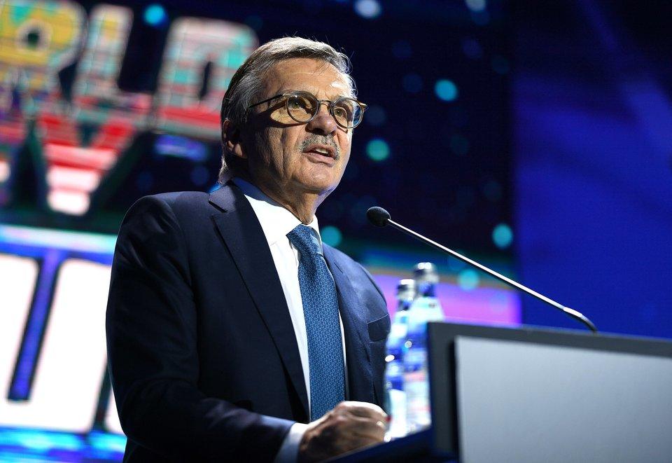 Президент ИИХФ: «Пока слишком рано говорить об отмене чемпионата мира»