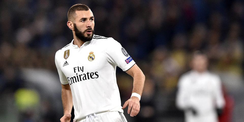 «Реал» намерен продлить контракт с Бензема