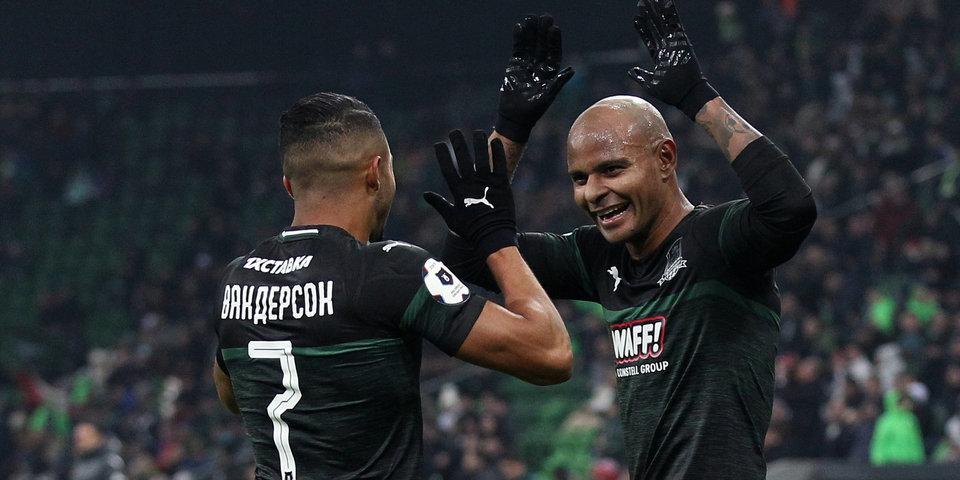 Ари хочет, чтобы «Краснодар» вышел в плей-офф Лиги Европы с первого места