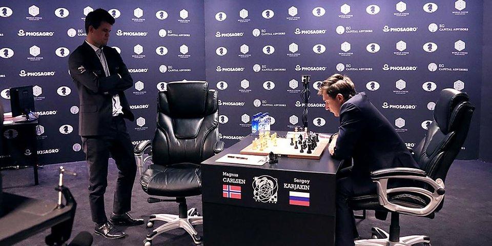 Карлсен ошибается, но Карякин не побеждает. Разбор седьмой партии чемпионского матча