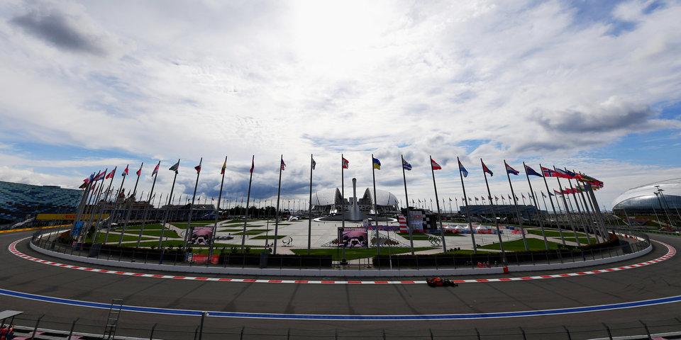 Пять пилотов получат штрафы на старте гонки Гран-при России