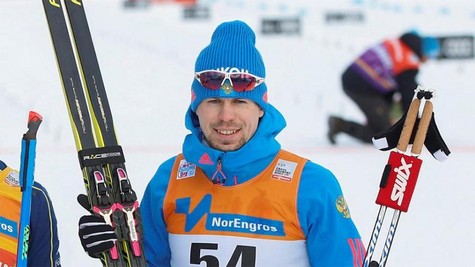 Устюгов выиграл серебро в спринте на открытом чемпионате Норвегии
