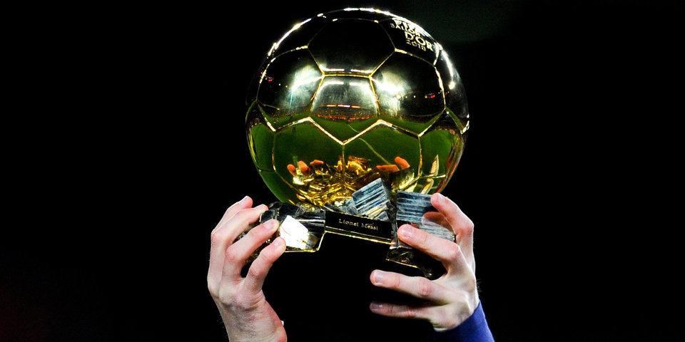 Подписчики «Матч ТВ» определят своего обладателя «Золотого мяча»