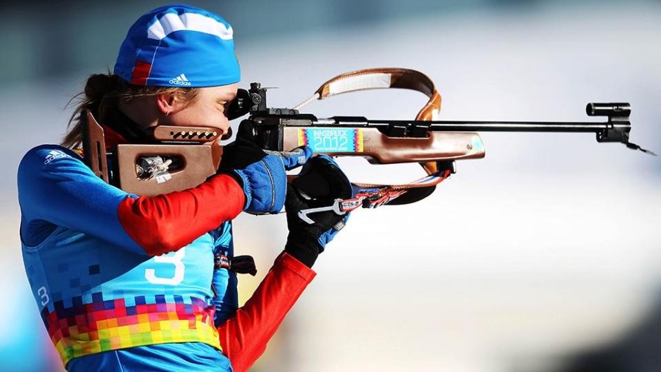 Херрман выиграла спринт в Кубке IBU, россиянки не попали в топ-10