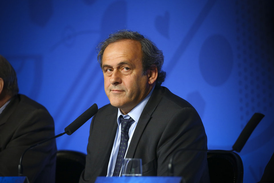 СМИ: Экс-главу УЕФА Платини задержали для допроса