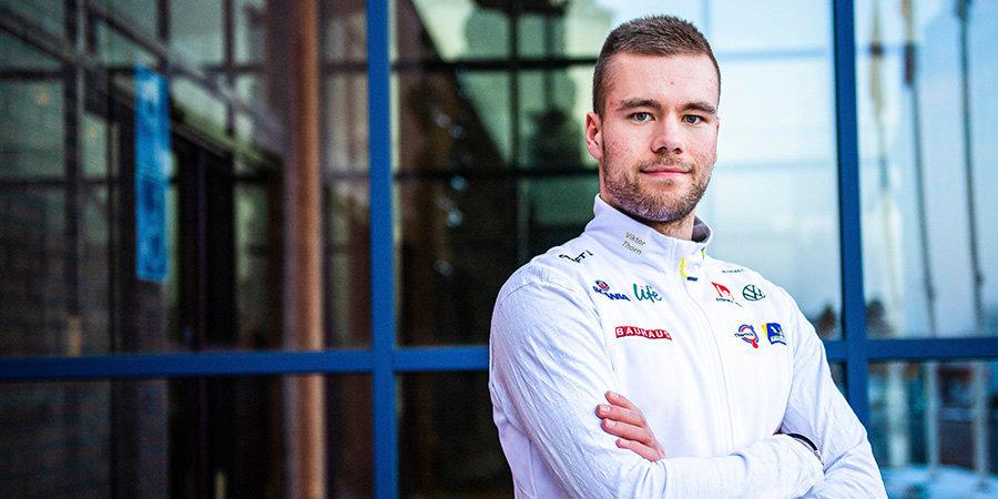 Шведский лыжник Торн объявил о завершении карьеры