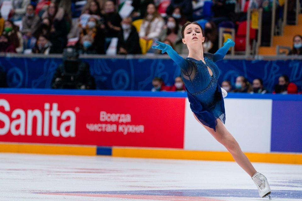 Щербакова и Трусова не выступят в финале Кубка России