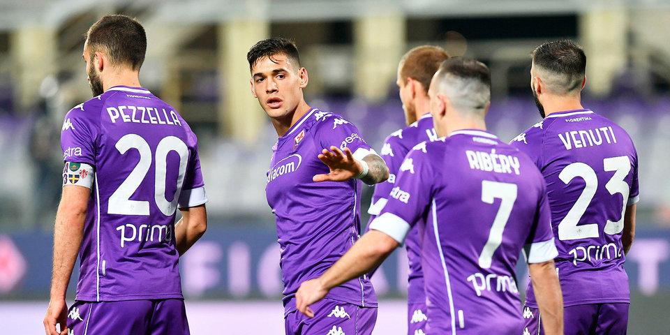 «Кальяри» и «Фиорентина» не отметились голами в матче Серии A