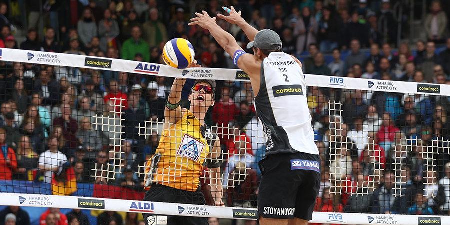 Вице-президент ВФВ: «Красильников и Стояновский будут претендовать на золото ОИ в пляжном волейболе»