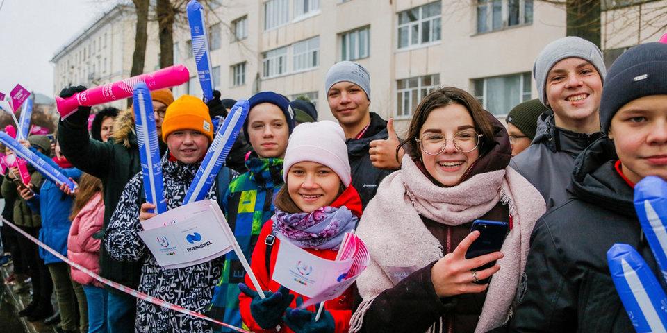 Эстафета огня зимней Универсиады-2019 пройдет в Казани 10 ноября