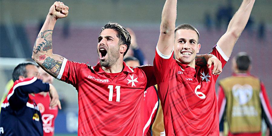 Злобный карлик: почему не стоит недооценивать сборную Мальты?