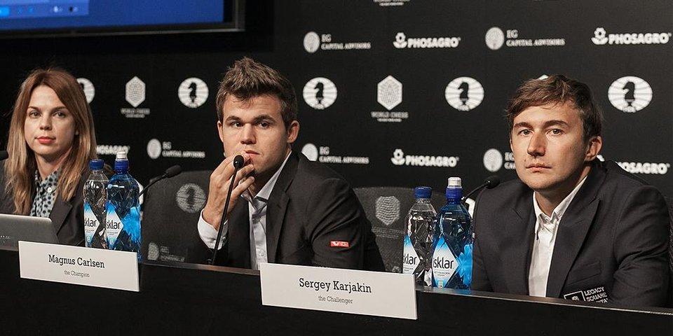 Карякин и Карлсен перехитрили компьютер. Разбор девятой партии чемпионского матча