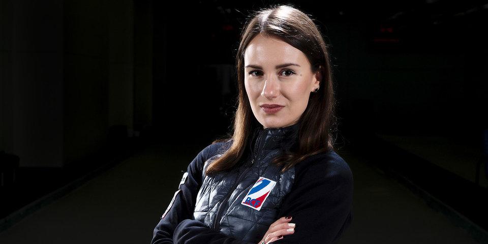 Анна Сидорова: «В керлинге понятие «допинг» отсутствует»