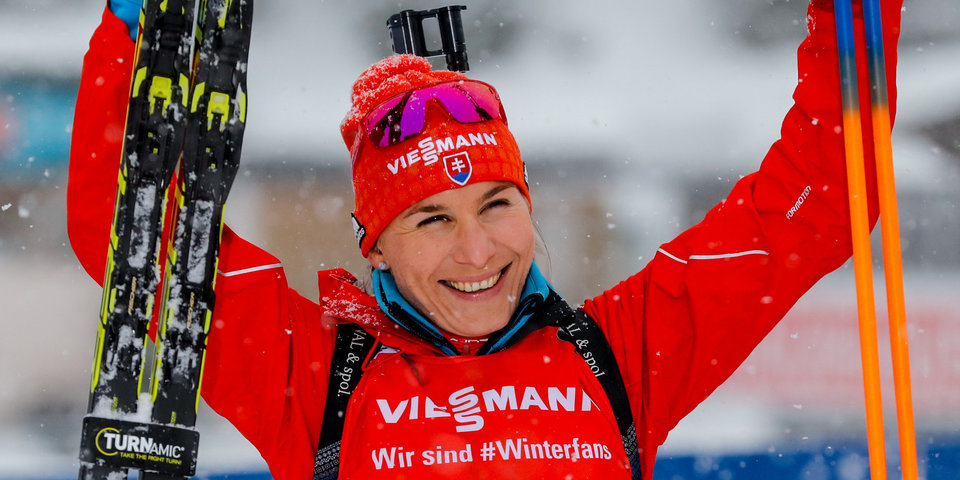 Кузьмина выиграла малый Хрустальный глобус в зачете спринтерских гонок