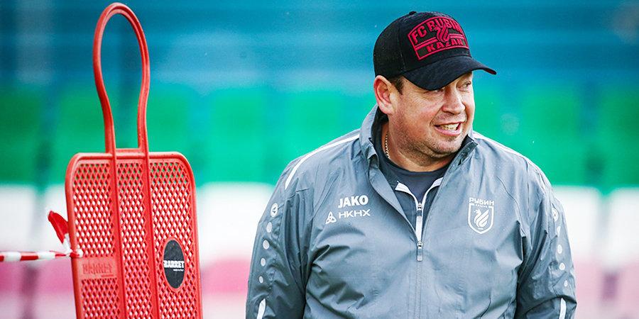 Леонид Слуцкий: «Когда оба центральных защитника 2005 года, против Кордобы им пока еще немного рановато играть»