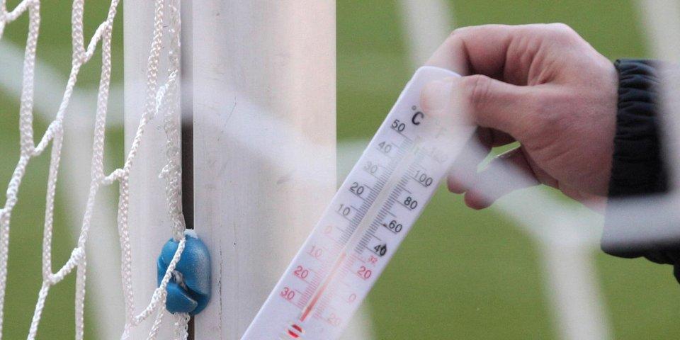 Матч РПЛ в Оренбурге перенесен. Мы вспомнили 5 самых холодных игр в истории российского футбола. Бррр!