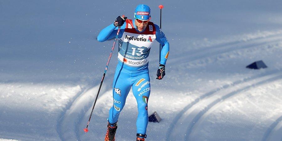 «Обыграть Клебо? Посмотрим в феврале-2022!» Почему Пеллегрино решил тренироваться с российскими лыжниками