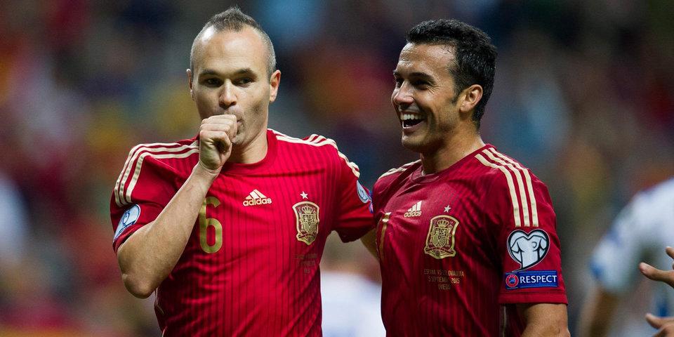 Испания может лишиться места на чемпионате мира в России