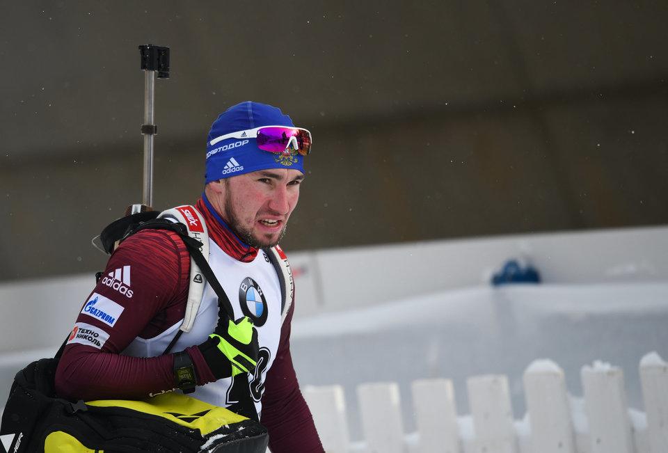 Александр Логинов: «Во время ОИ-2018 смотрел не все гонки в биатлоне. Слишком было обидно»