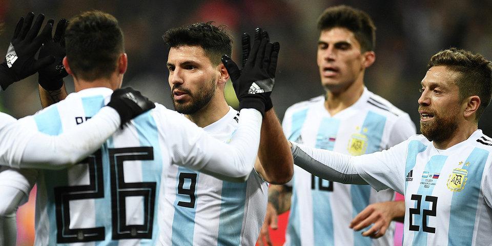 Сборная Аргентины осталась без соперника на последнюю контрольную игру перед ЧМ-2018