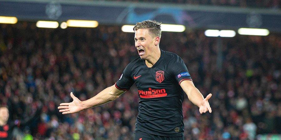 «Атлетико» продлил контракт с Льоренте до 2027 года