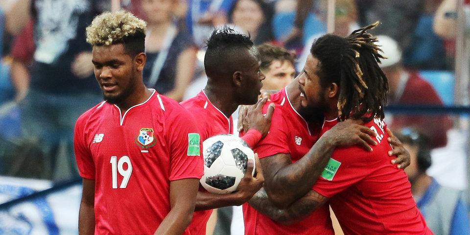 Самый экзотичный матч ЧМ-2018: Панама и Тунис устроили шоу