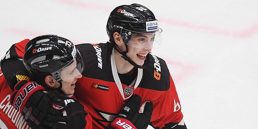 Максим Сушинский: «Не могли лишить Михеева мечты попробовать силы в НХЛ»
