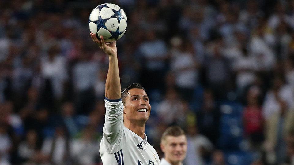 Хет-трик Роналду принес «Реалу» победу в первом полуфинальном матче Лиги чемпионов
