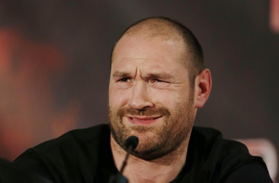 Тайсон Фьюри: «Уайлдер уничтожил топ-соперинка»