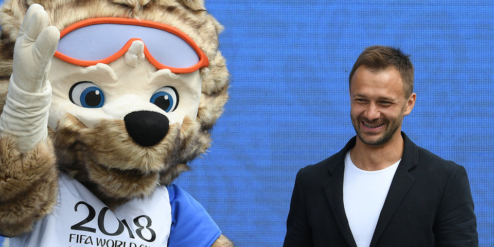 Дмитрий Сычев: «Смешно объяснять успехи сборной России фартом»