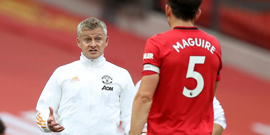 В руководстве «Манчестер Юнайтед» исключили увольнение Сульшера