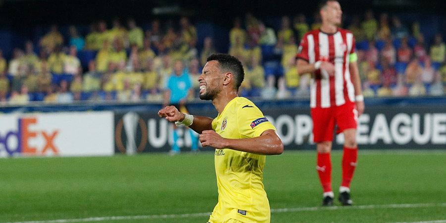 «Вильярреал» забил пять мячей в ворота «Сивасспора», «Тоттенхэм» разгромил ЛАСК в Лиге Европы