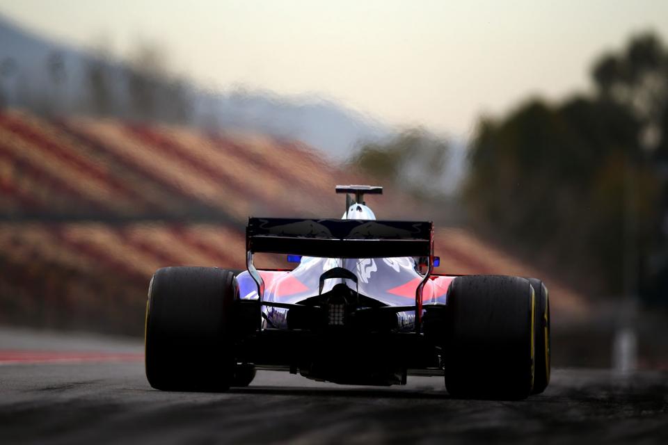 «Торо Россо» и «Хонда»  не смогли договориться о поставке двигателей на сезон-2018