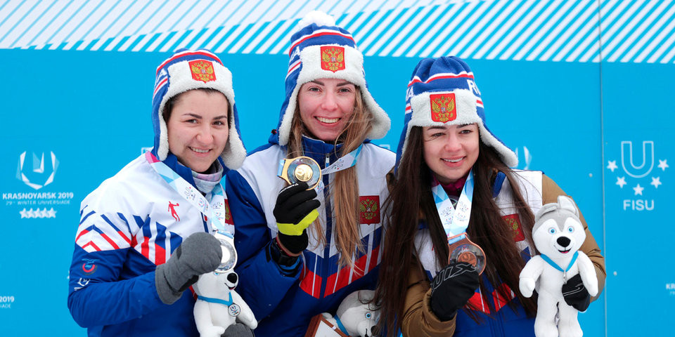 Универсиада-2019. День 8-й. Российские спортсмены достигли отметки в 100 медалей