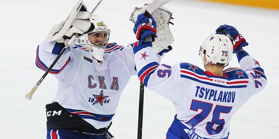 Стали известны все пары 1-го раунда плей-офф МХЛ