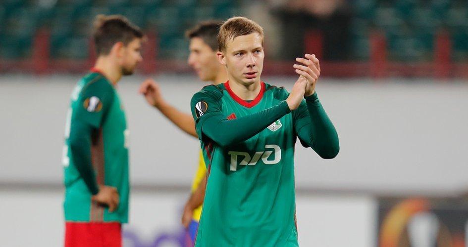 «Локомотив» не будет продлевать контракт с Лысовым