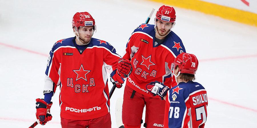«93 процента игроков ЦСКА уже переболели коронавирусом». В каком состоянии армейцы подходят к сезону КХЛ