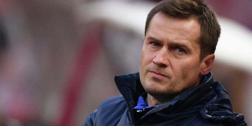 Кириченко утвержден главным тренером «Уфы»