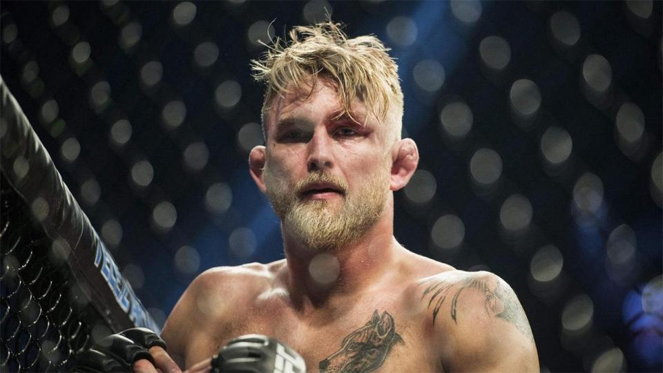 UFC анонсировал бой между Густафссоном и Тейшерой