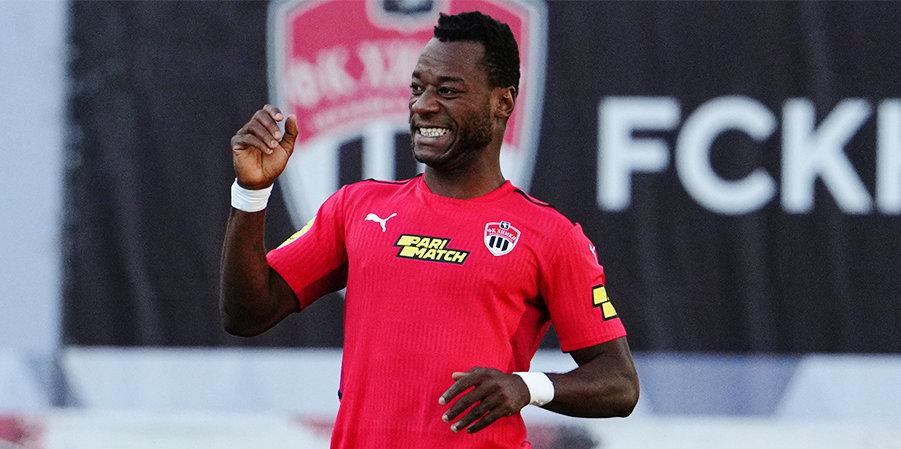 Себаи продолжит карьеру в «Ахмате»