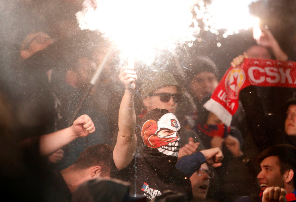 Задержанных болельщиков ЦСКА выпустят из тюрьмы в Венгрии